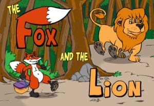 FBN0042_Fox and the Lion_Fonetti Titles