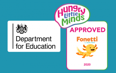 Fonetti Wins Department for Education Accreditation