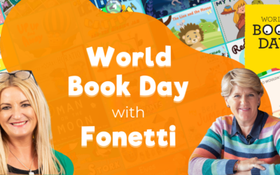 Fonetti World Book Day 2021