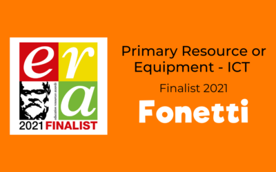 Education Resources Award FINALISTS 2021