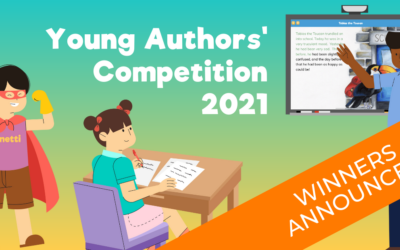 Young Authors' Competition 2021 Winners Announced!
